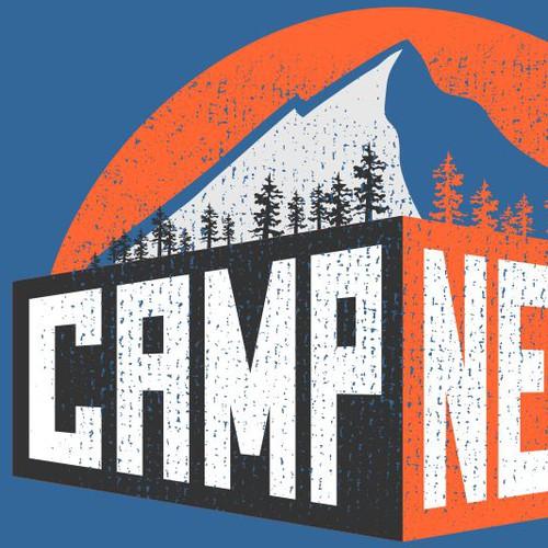 Camp Neosa Vintage Screen-Print