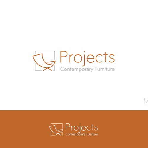 Logo for Projects Contemporary Furniture