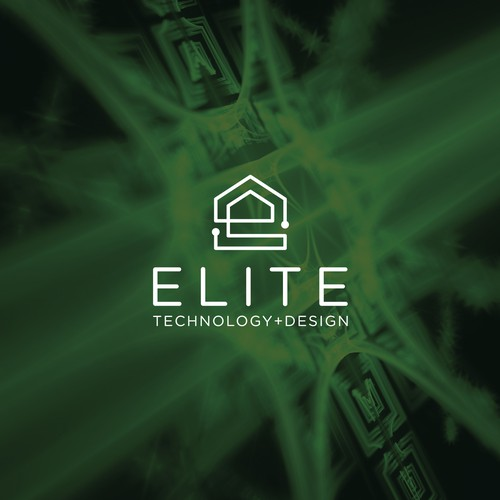 Logo and business card for ELITE