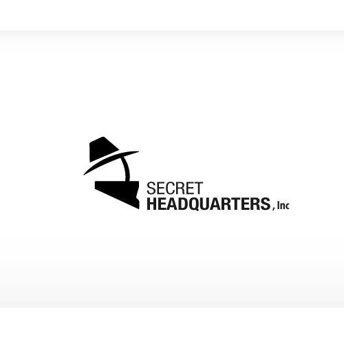 Secret Headquarters, Inc needs a new logo