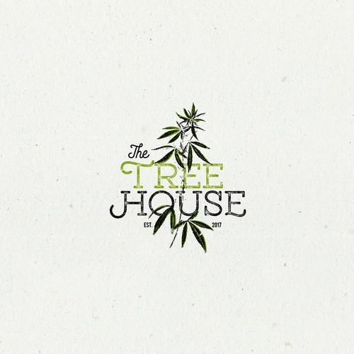Logo for The Tree House
