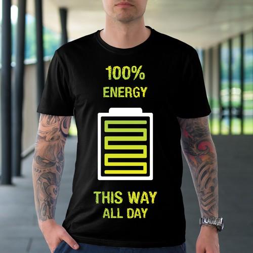 100% Energy