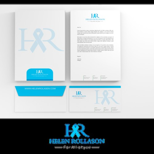 New logo wanted for Helen Rollason