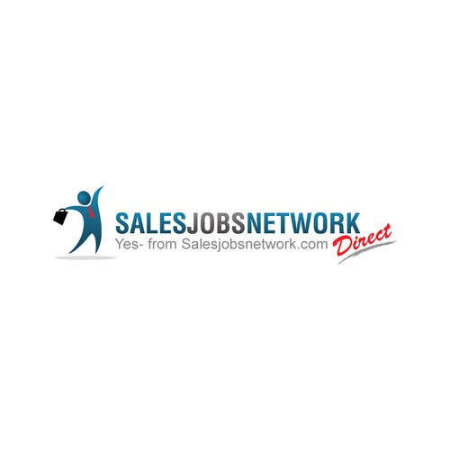 New logo wanted for Sales Jobs Network Direct