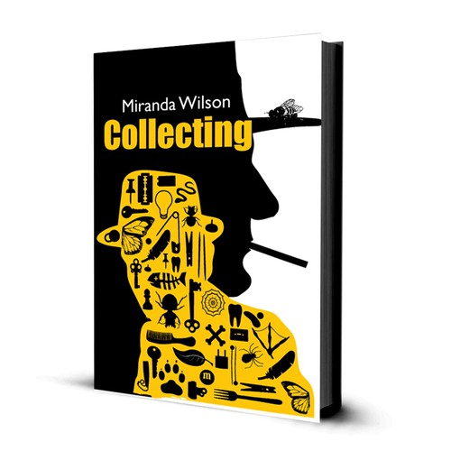 We require a fantastic book cover required for a book called 'Collecting'