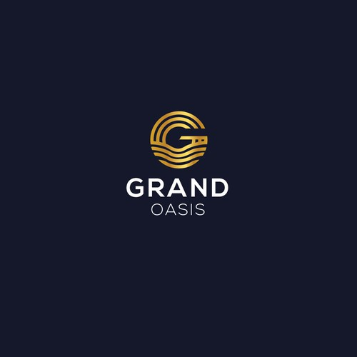 Grand oasis logo
