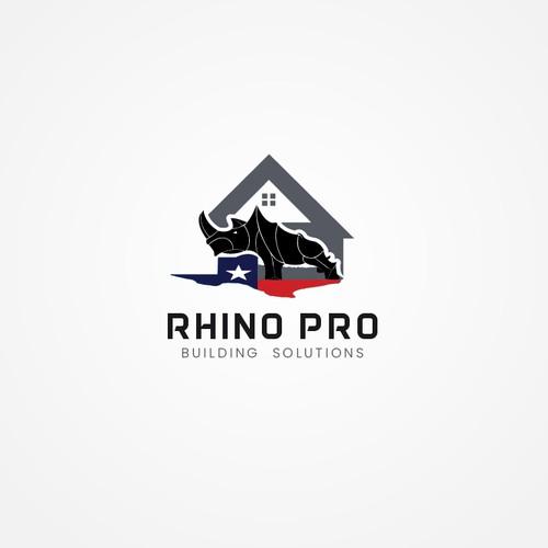 Design for an animal themed construction company logo