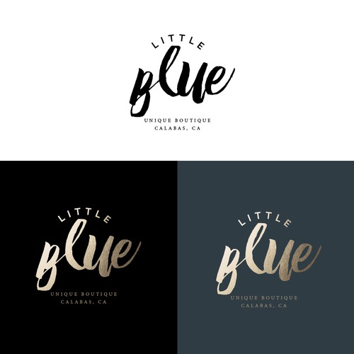 Little Blue Boutique Logo