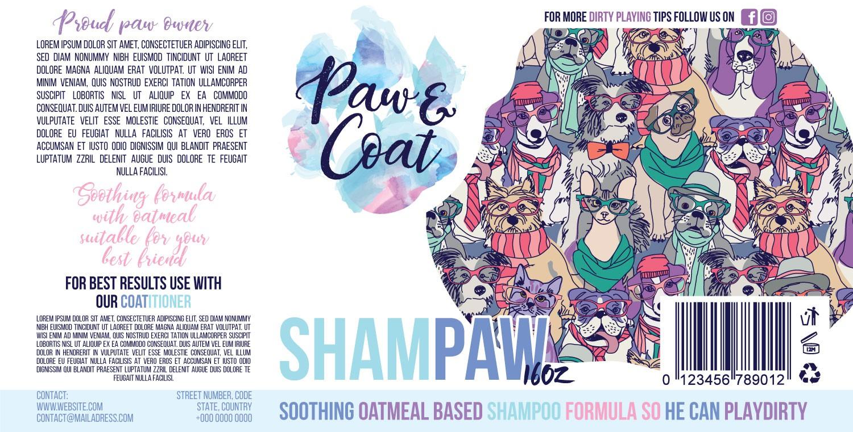 pet shampoo&conditioner