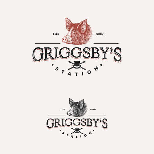 Griggsby's Station Logo