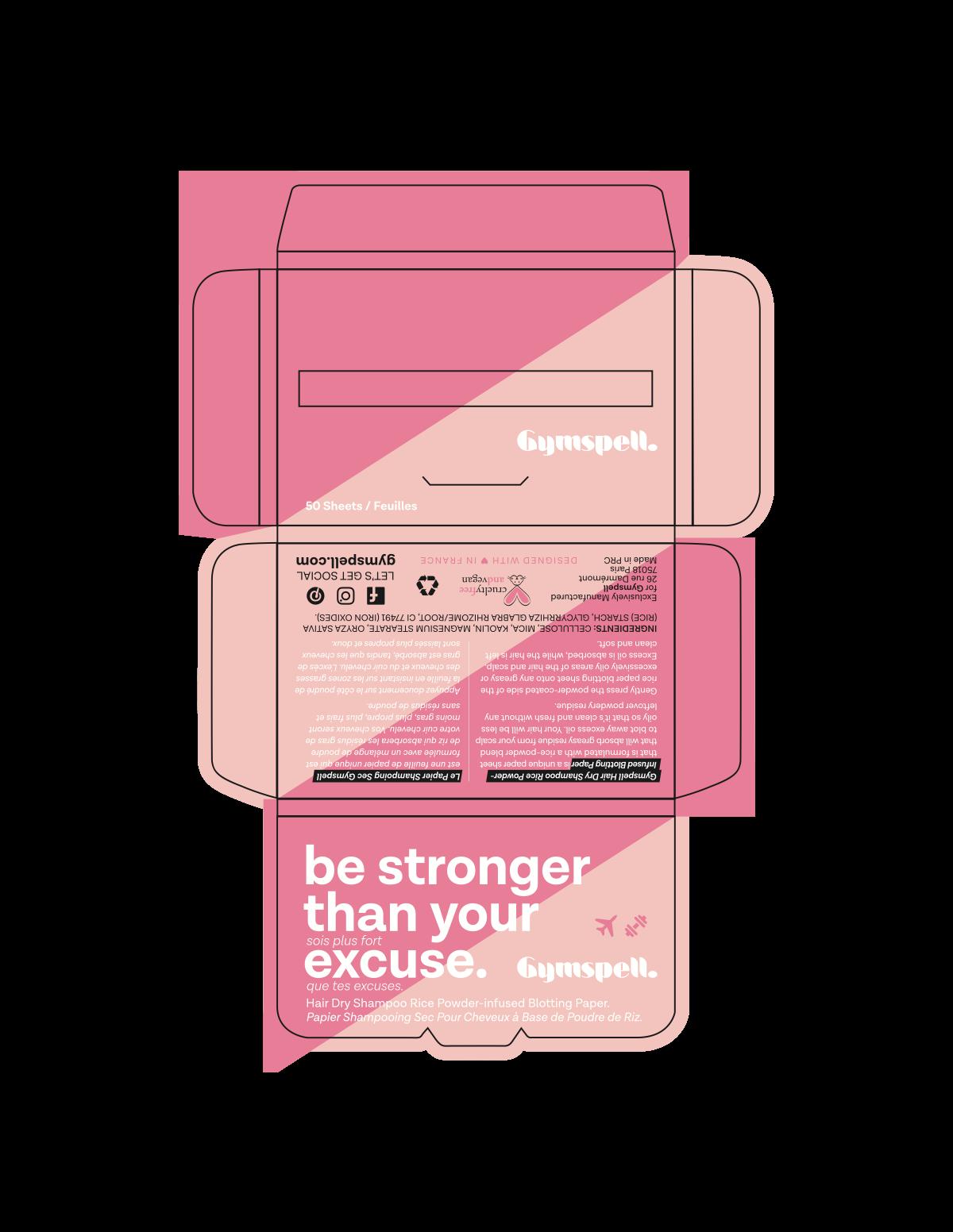 Gymspell Hair Dry shampoo _finalisation