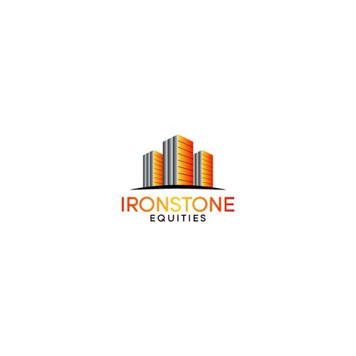 Logo for commercial real estate