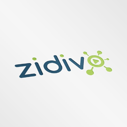 "New logo for streaming platform called ""zidivo"""