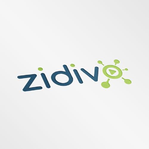 "New logo for streaming platform called ""zidivo"""