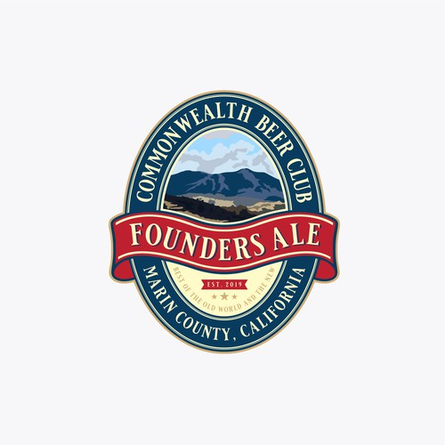 FOUNDERS ALE