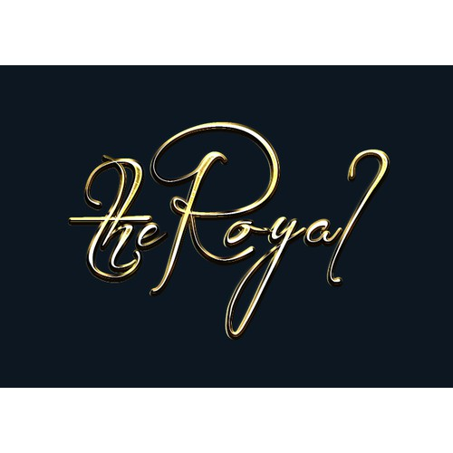 The Royal - new name, new logo