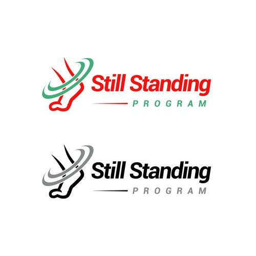 Logo for exercise program for feet.