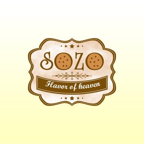Design de Logotipo Para Produtora de Cookies