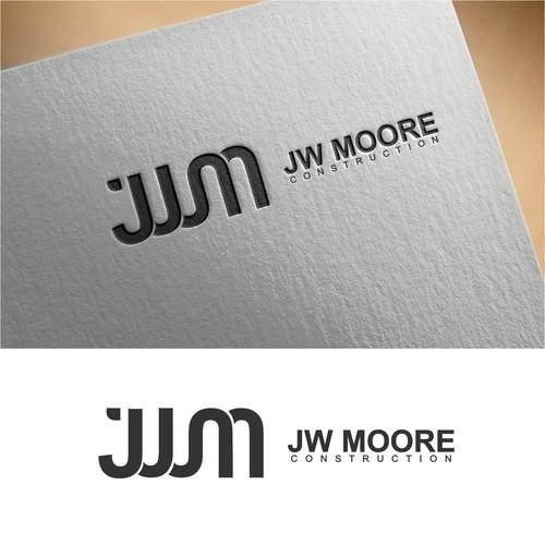 Lettermark JWM logo