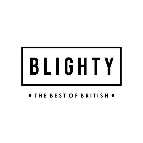 Winning logo design for British Cafe