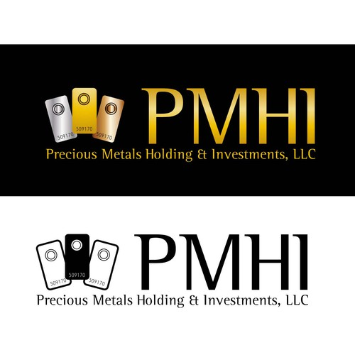 Create the next logo and business card for PMHI