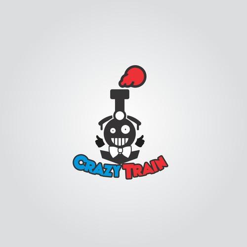 Crazy train logo
