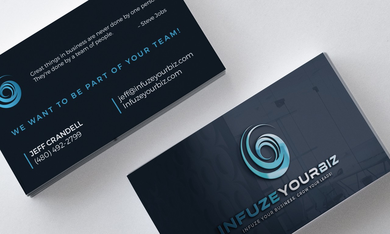 Create a powerful logo and branding layout to attract top entrepreneurs