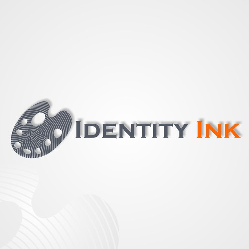 Create a re-brand of company logo for Identity Ink!