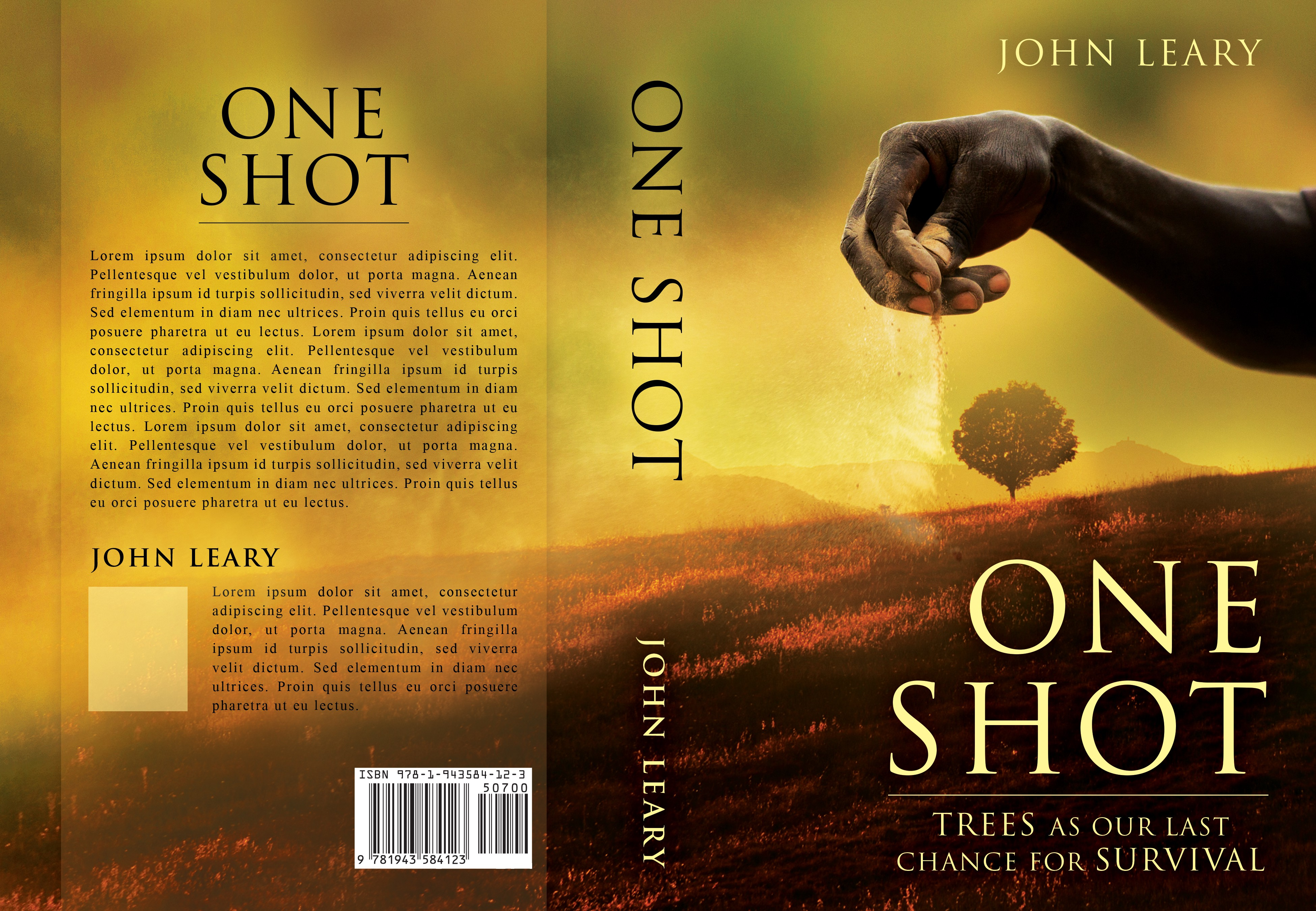One Shot - Trees as our last chance for Survival