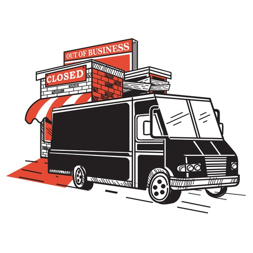 Spot Illustration for Next Coast Ventures