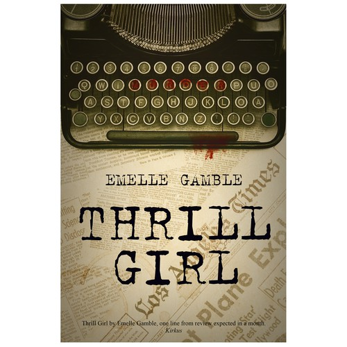 Thrill Girl book cover