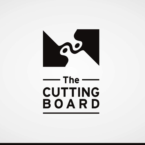 The Cutting Board Restaurant Logo