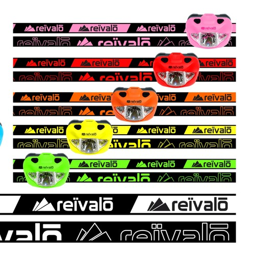 Come design a fun and high quality looking headlamp band