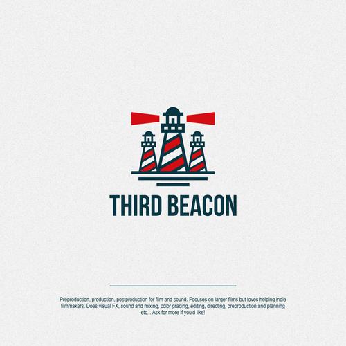 Logo Design for Third Beacon