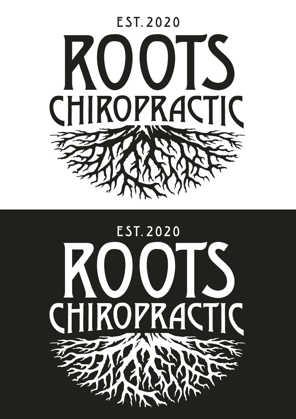 Design a Unique Logo for Chiropractic Office