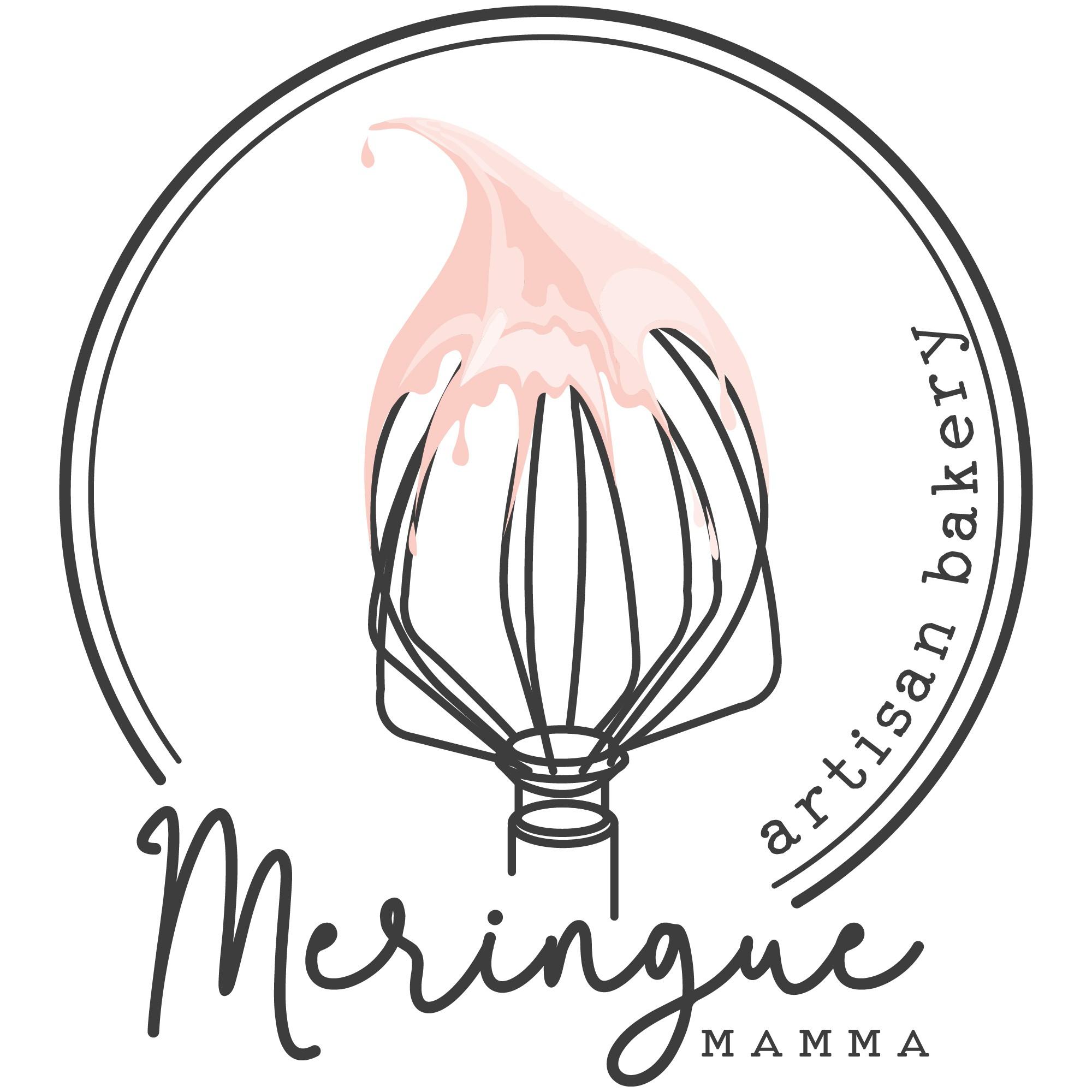 Meringue business needs an amazing new logo