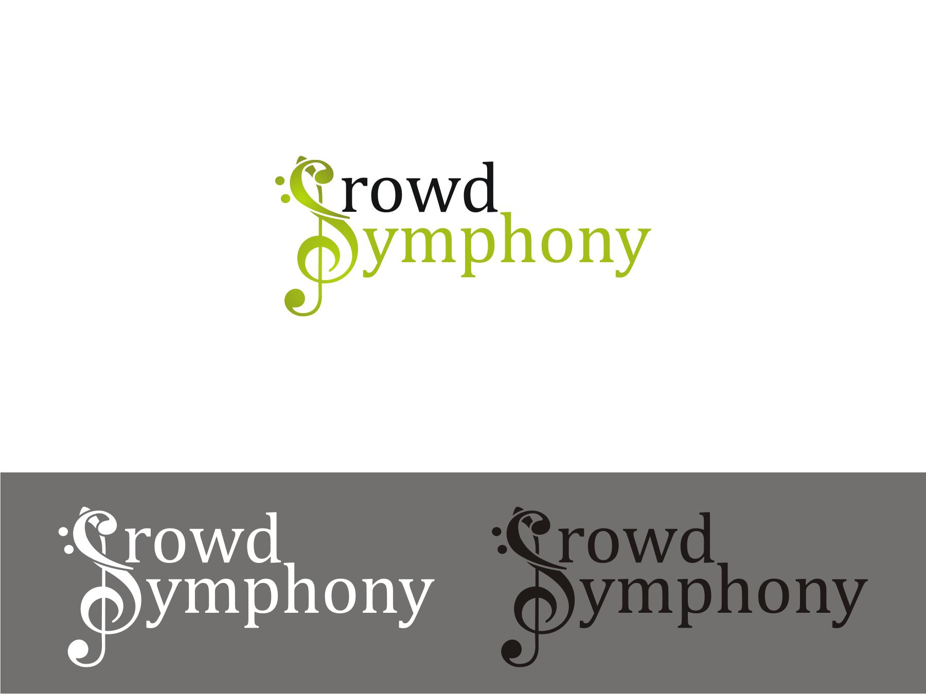 CrowdSymphony Needs A Logo!!!