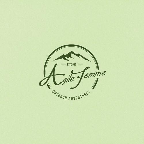 Outdoor female logo