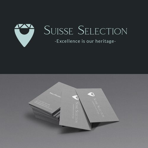 Logo/Business Card for a luxury travel agency