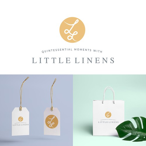 Children's Clothing Brand Logo