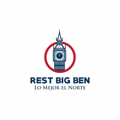 LOGO Y PAQUETE RESTAURANTE BIG BEN
