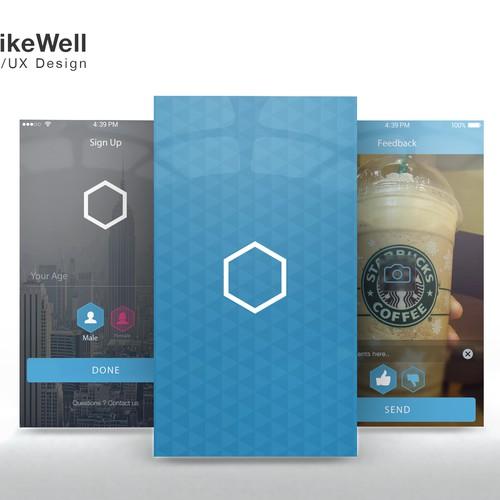 Create a fresh and innovative feedback app for a Qualitative Customer Survey