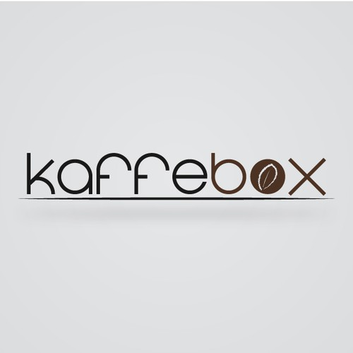 Help KaffeBox with a new logo