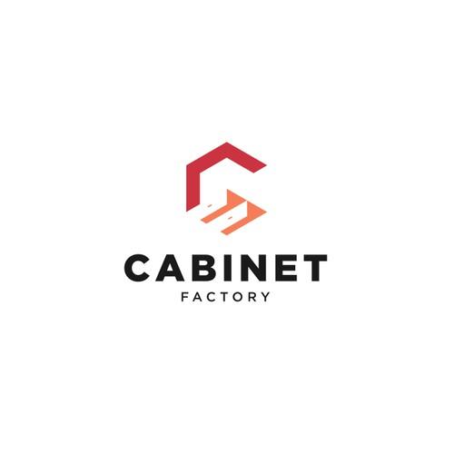 Logo For Custom Cabinet Business