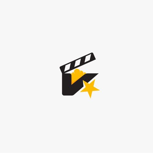 VideMonials Logo design