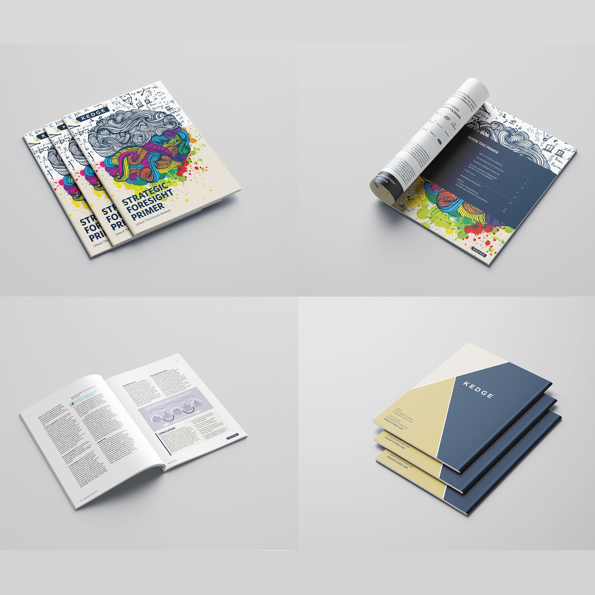 Make changes/edits to an InDesign Marketing Booklet