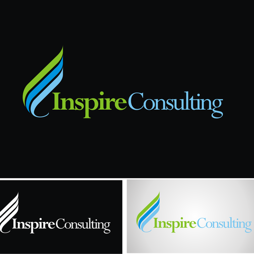 Create a logo for Inspire Consulting