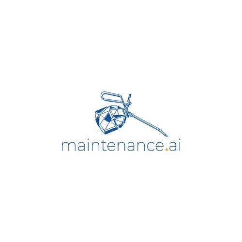 oil maintenance technology logo for maintenance.ai