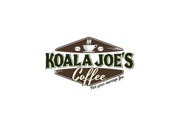 Create a winning Logo for the new national brand of Koala Joe's Coffee