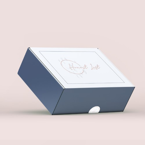 Elegant & Simple package design for Honest Loft